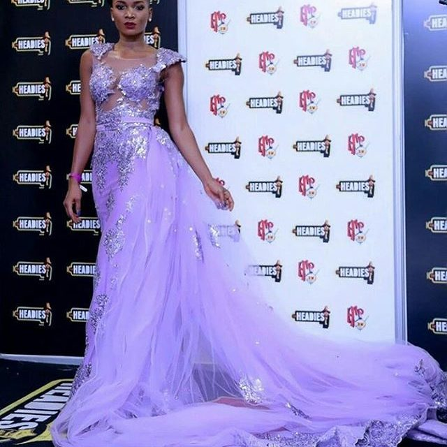 Wofai is on She is royalty headies2016