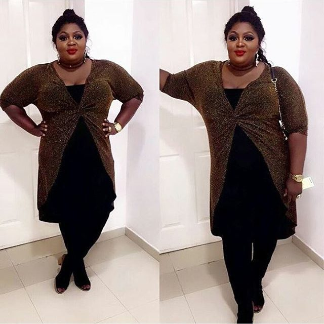 The bold and beautiful Eniola Badmus headies2016