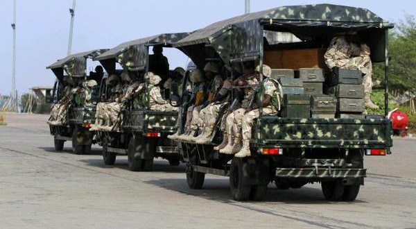 Nigeria Army, Taraba killings