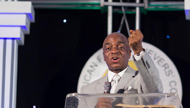 Marriage vow, Bishop Oyedepo, Court,