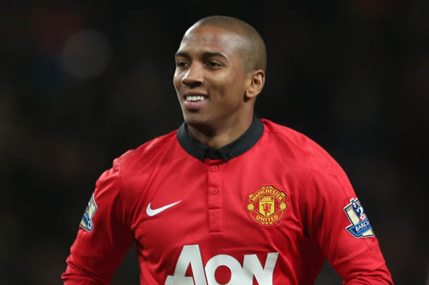Ashley Young, Inter Milan, Man Utd,