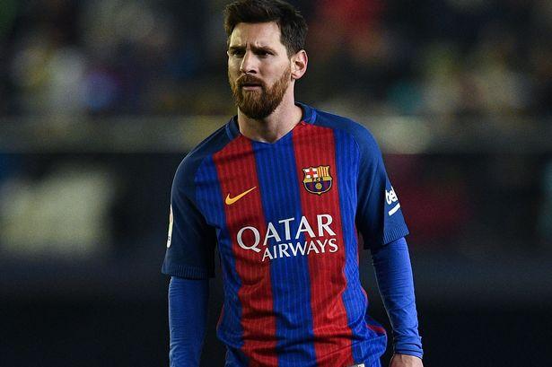 Messi, Xavi