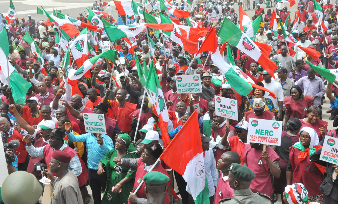 NLC, Minimum Wage, Strike
