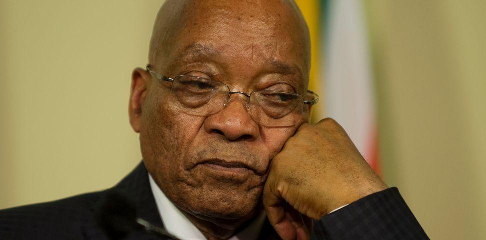 Zuma, Ramaphosa,