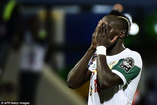Mane, Senegal, Liverpool