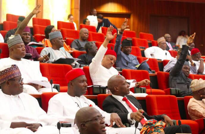 Senate, Senators Ali Ndume,Kabir Marafa, Subsidy Fund