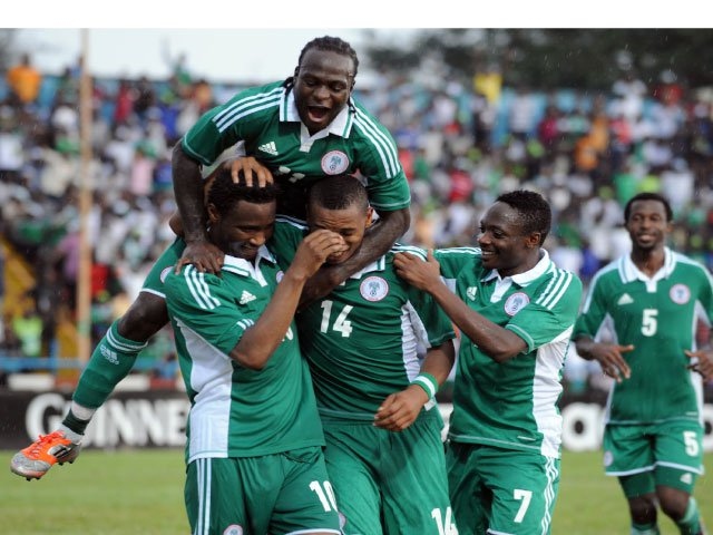 Super-Eagles, Serbia, Nigeria
