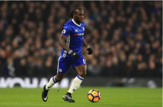 Victor Moses was praised by Michael Ballack for his attacking skills and defensive prowess combination