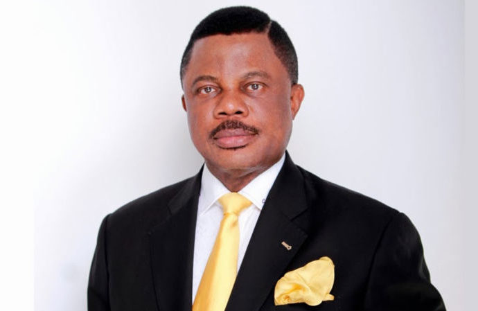 Willie Obiano, anambra state gov