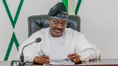 ajimobi, Buhari, 70th birthday,