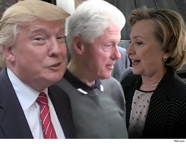 Hilary Clinton, Trump, Impeachment,
