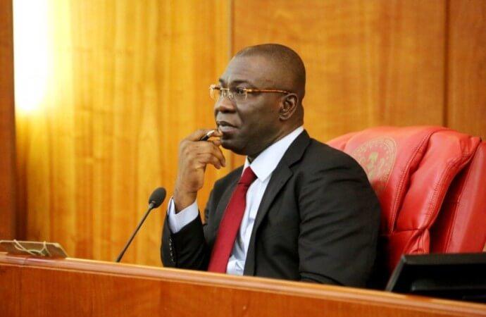 Senate Deputy President, Ike Ekweremadu, Police