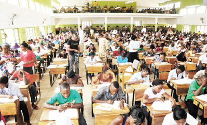 Exam Malpractices, Delta Government,