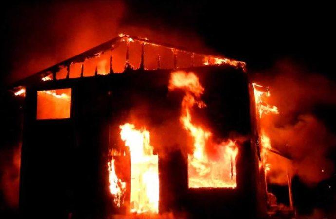 Fire, Lagos Mainland,