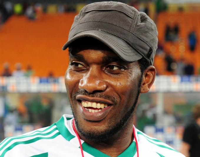 okocha, nations cup