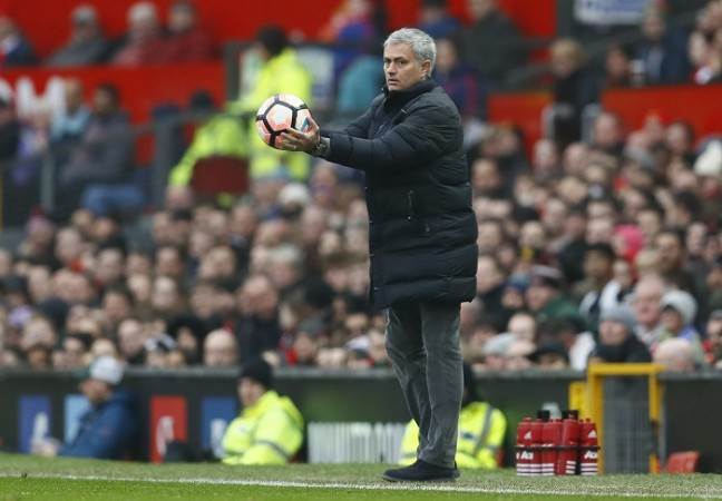 Jose Mourinho, Manchester United, Stoke city