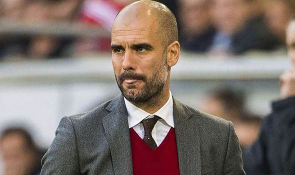 pep-guardiola, Manchester City
