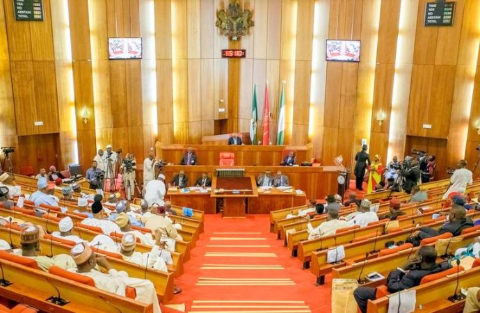 Senate, 2019 Budget, Senators, Senate, APC, PDP,