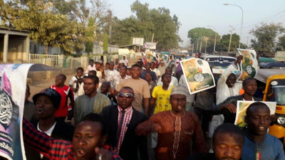 Shiite, Police, Abuja,