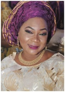 Pretty Celebrity Women Dazzle In N180k Aso Ebi @ Queen AYO ...