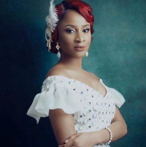 Adesua Wellington, Banky W, Vogue Magazine,