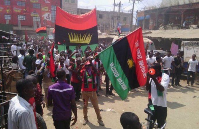 IPOB, Enugu, Sit-At-Home, Nnamdi Kanu,