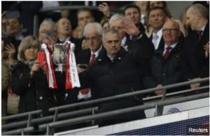 Manchester United boss, Jose Mourinho