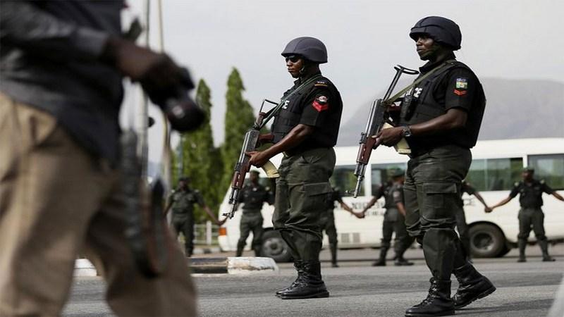 Nigeria, Police, Kaduna, aKWA iBOM