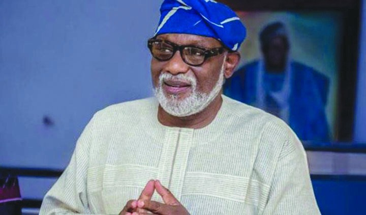 Rotimi Akeredolu, Indian Hemp, Ondo State, Lockdown, Corpse,