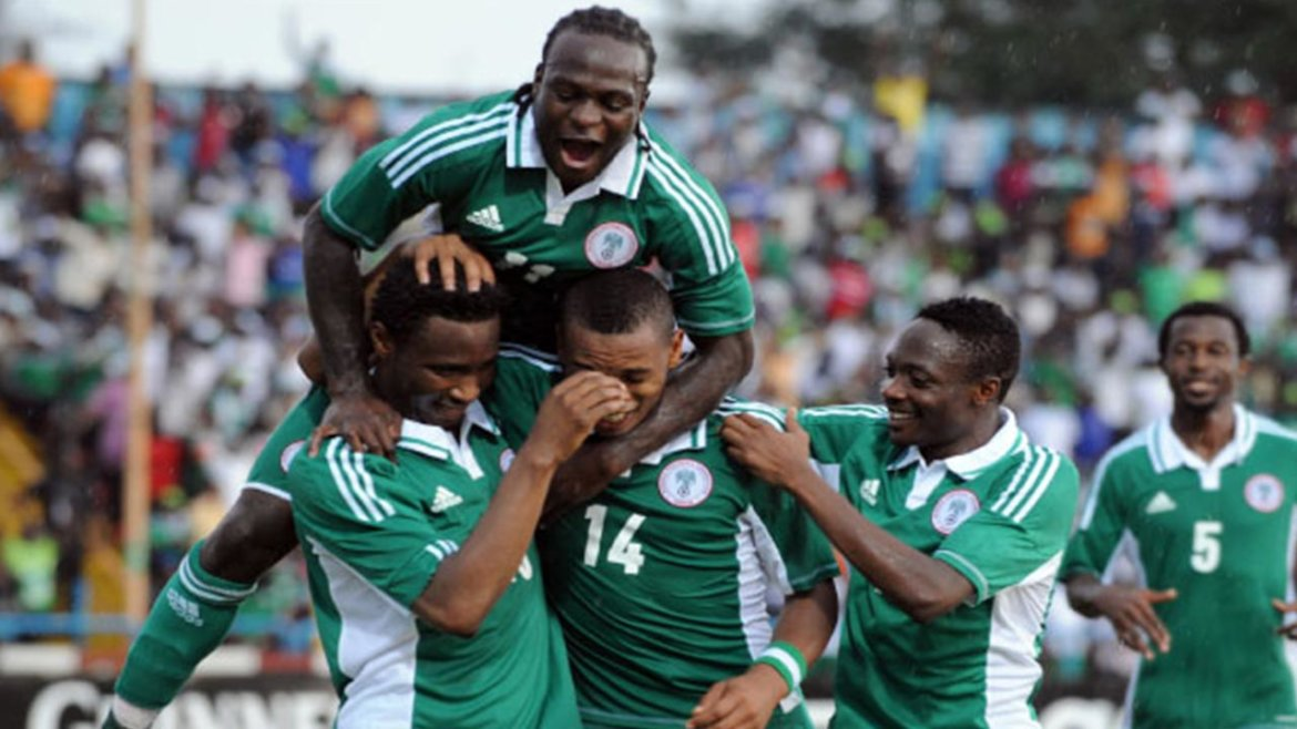 Super Eagles, Fifa, Nigeria