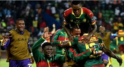 Cameroon, FIFA, Bassogog
