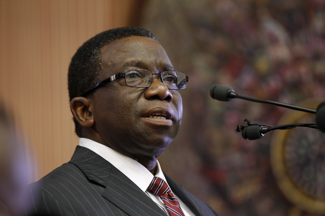 Minister for Health, Isaac Folorunso, Asthma, Nigerian Thorasic Society, NTS,