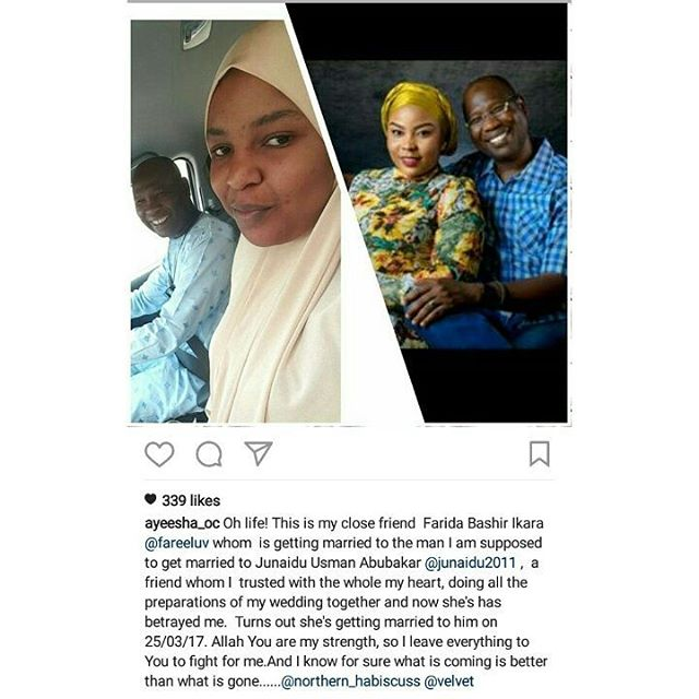 IG user turns to Allah for succour after her friendhellip