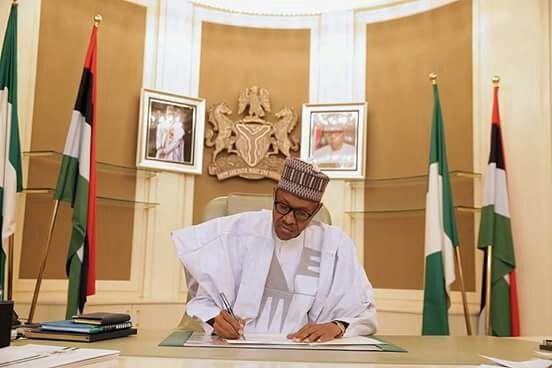 President Muhammau Buhari