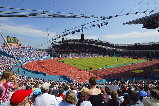 Commonwealth games in Durban