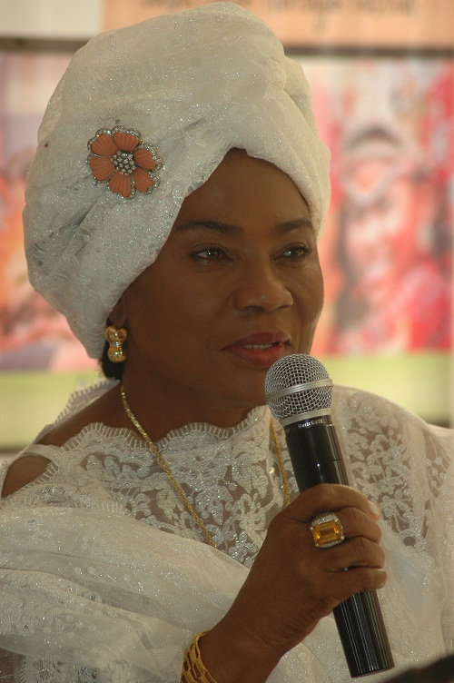 How The Erelu Of LAGOS Plans To Celebrate Her 70th | City People Magazine