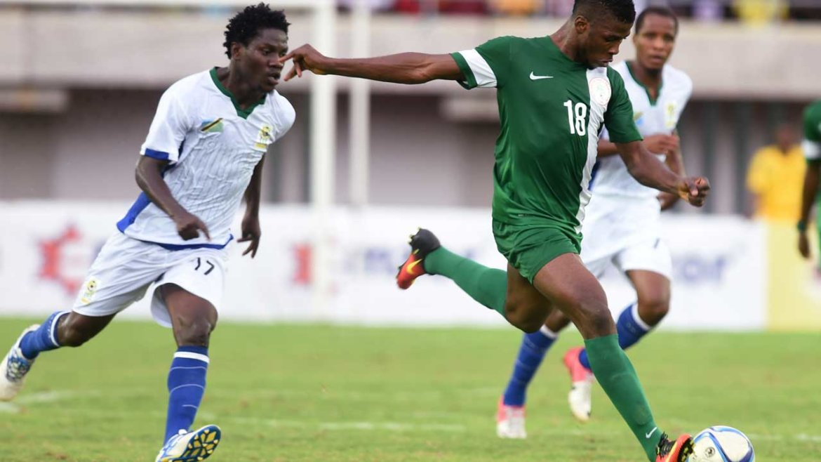 Iheanacho, Super Eagles