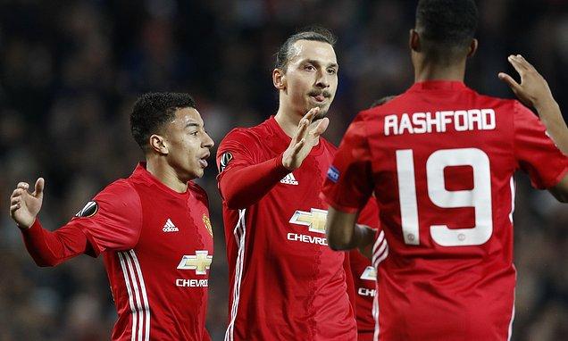 Manchester United vs FC Rostov
