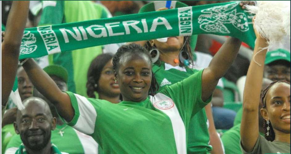Nigeria in FIFA ranking