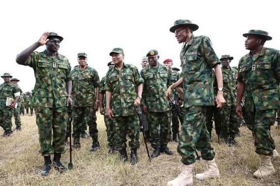 Nigerian Army, Free Medical Outreach, Kano,