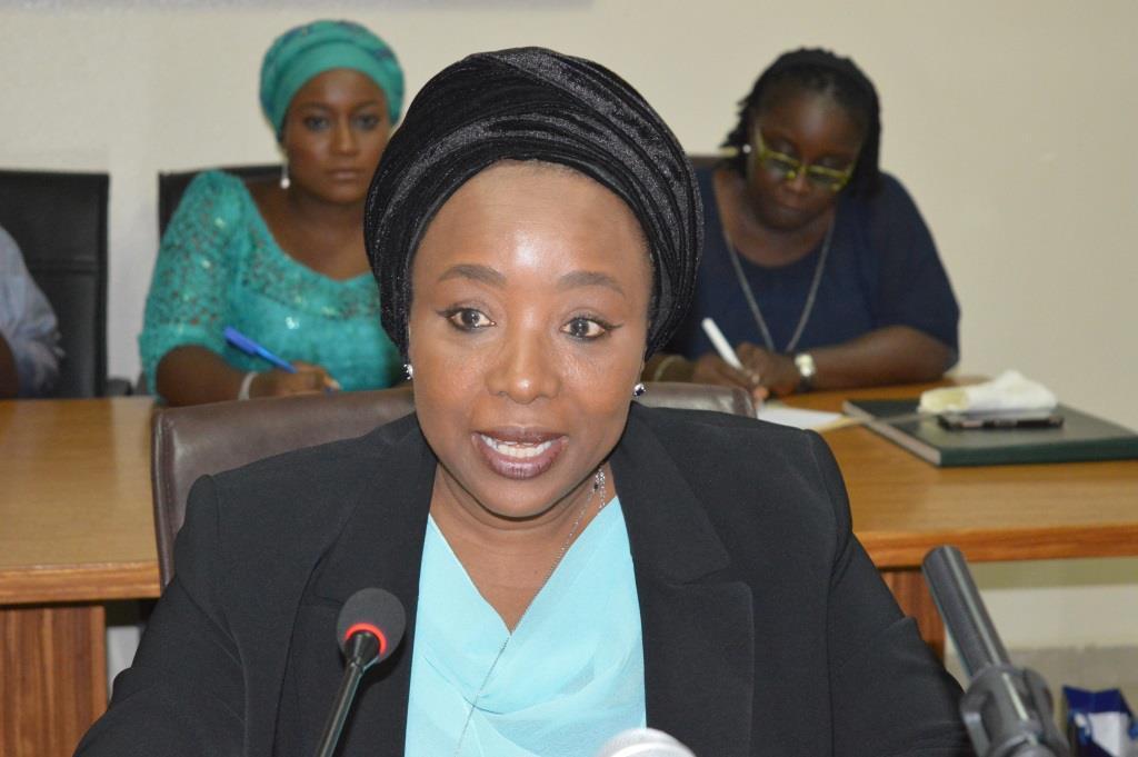 Sharon-Ikeazor, PTAD boss
