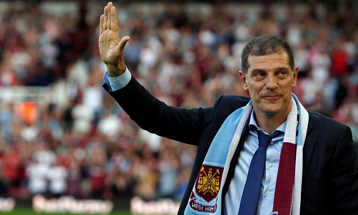 West Ham, boss Slaven Bilic