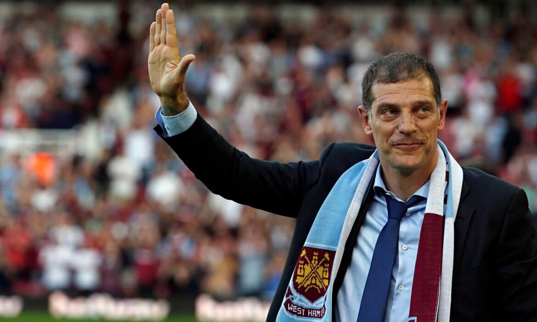 West Ham, boss Slaven Bilic