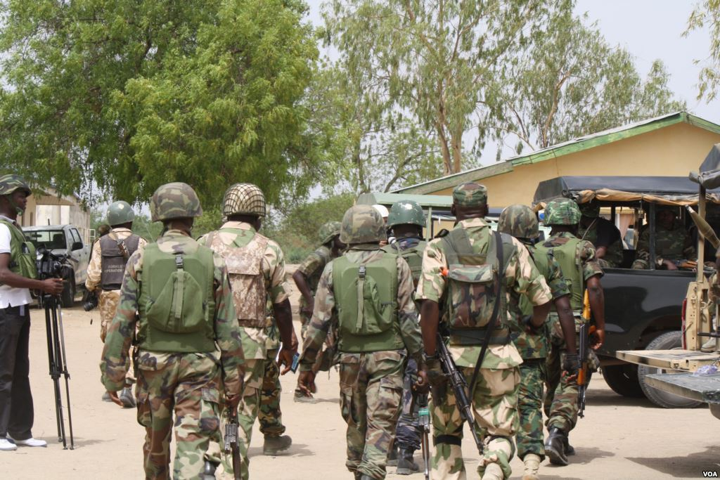 Soldier, Army, #NigeriaDecides