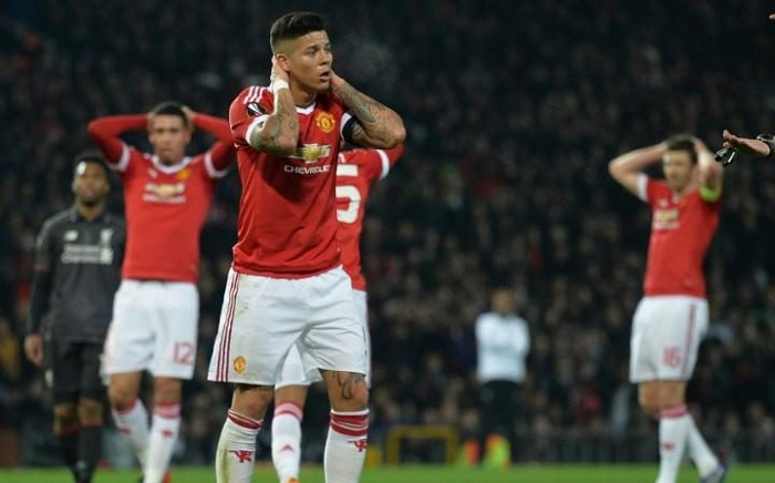 Manchester United without rooney, martial