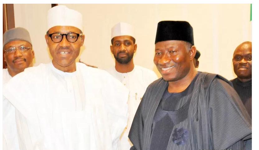 Adoke, Buhari, Jonathan