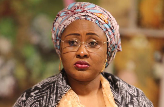 Aisha Buhari, President Buhari, Garba Shehu, Mamman Daura,
