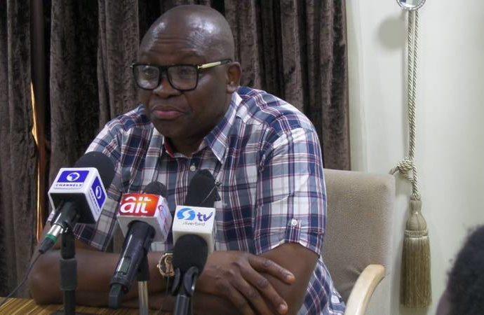 Ayodele-Fayose, PDP, APC, EFCC, Fayemi