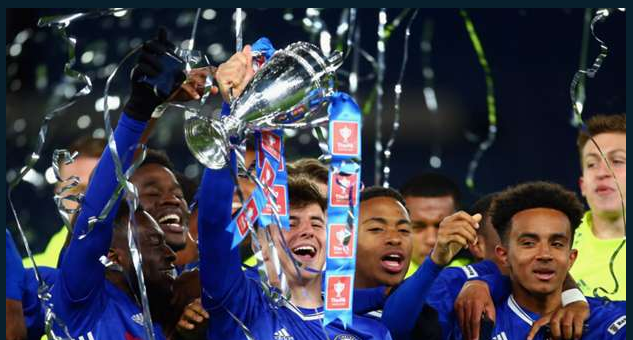 Chelsea Youth Team FA Cup