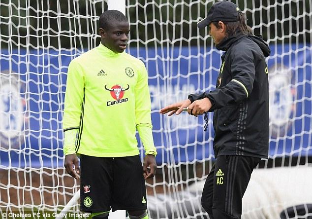 Conte and Kante